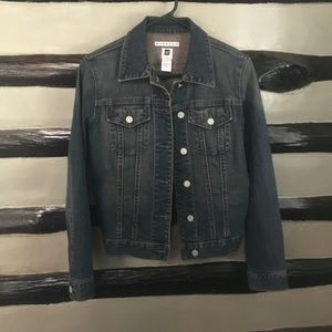 GAP jean jacket S EUC